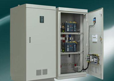 ATS là hệ thống điều khiển dùng để chuyển tải nguồn tự động từ lưới điện chính sang nguồn điện dự phòng dùng máy phát điện khi lưới điện chính xảy ra sự cố