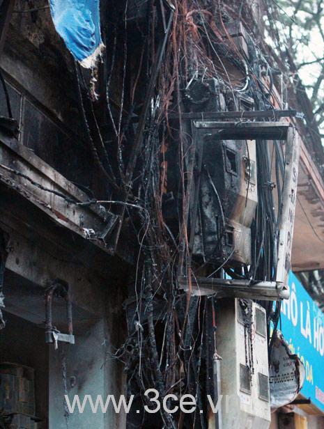 Sự cố chập cháy điện
