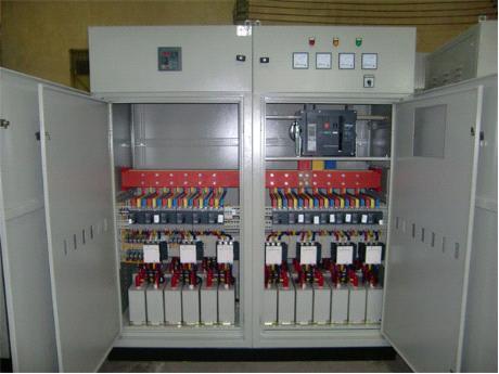 Tủ tụ bù do 3C Electric sản xuất