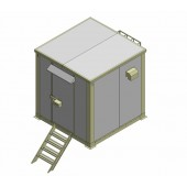 Shelter  3C-SH2700W2160D2560MF60