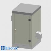 Vỏ tủ thiết bị phụ trợ 3C-ROD1800WD08