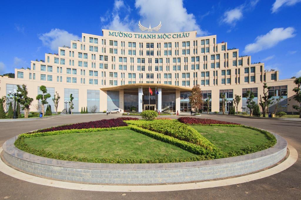 Dự án: Khách sạn Mường Thanh Mộc Châu