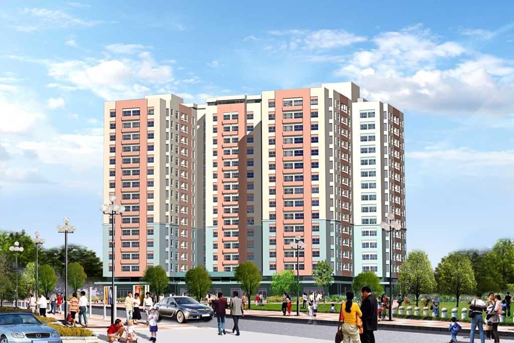 Dự án: Chung Cư Khuông Việt