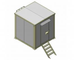 Dự án: Cung cấp Shelter cho EVN Quảng Ninh, Phú Thọ,…