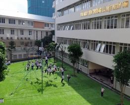 Dự án: Trường THCS Nghĩa Tân – Cầu Giấy