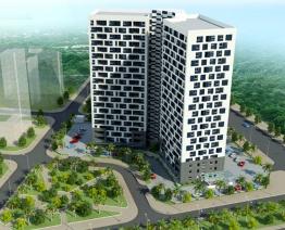 Dự án: Chung cư CT3 Tây nam Linh Đàm