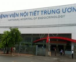 Dự án: Bệnh viện Nội tiết trung ương cơ sở II
