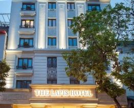 Dự án: Khách sạn 5 sao The Lapis Hotel