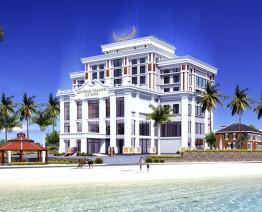 Dự án: Khách sạn Mường Thanh Lý Sơn