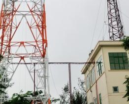 Dự án: Trạm Radar của Cảng vụ hàng hải Hải Phòng