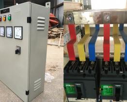 Dự án: Cung cấp hệ thống tủ điện cho Trường Hải Quan Hưng Yên