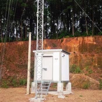 Dự án: 3CElectric cung cấp Shelter cho VNPT các tỉnh miền trung