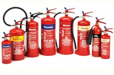 Tầm quan trọng, Ưu điểm của Bình chữa cháy