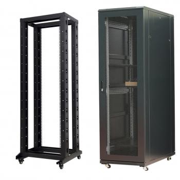 Tủ rack và tủ Open rack – Đâu là sự lựa chọn tốt nhất cho công việc của bạn