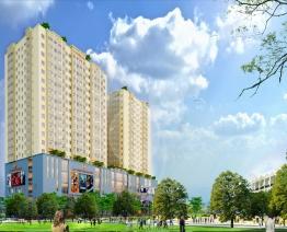 Dự án: tòa nhà Lộc Ninh Singashine