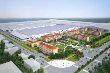 Dự án: KCN Texhong Quảng Ninh