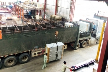 Dự án: Cung cấp tủ điện Điều hòa Thông gió cho Vietinbank Lào