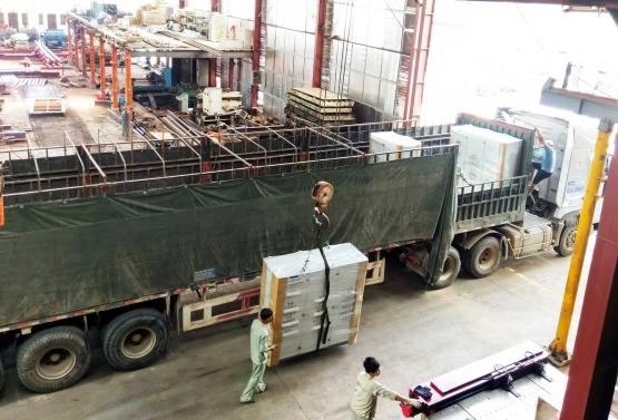 Dự án: Cung cấp tủ điện Điều hòa Thông gió choVietinbank Lào