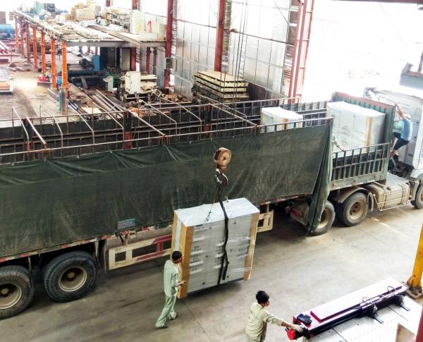 Cung cấp tủ điện cho công trình Vietinbank Lào