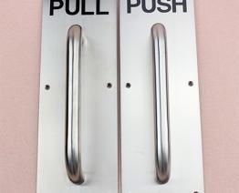Tay nắm tay kéo đẩy cửa PUSH – PULL