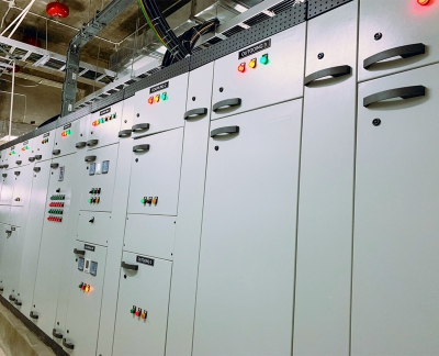 DỰ ÁN: 3CElectric cung cấp tủ điện và thang máng cáp