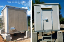 3CElectric cung cấp trạm BTS Shelter cho các tỉnh thành trên toàn quốc