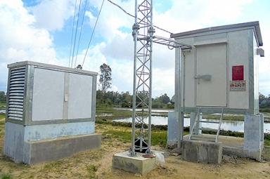 3CElectric cung cấp trạm BTS – Shelter cho VNPT các tỉnh