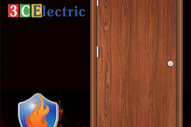 Cửa chống cháy 3CElectric – lựa chọn an toàn cho ngôi nhà của bạn