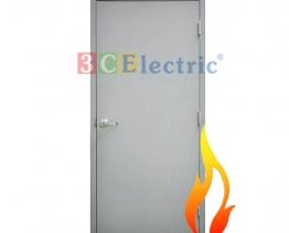 Cửa chống cháy đặc biệt tiêu chuẩn 120p+ cửa đơn