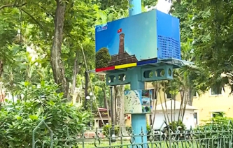 Cột anten monopole cho các trạm BTS | 3CElectric sản xuất