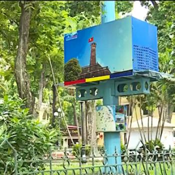 Cột anten monopole cho các trạm BTS