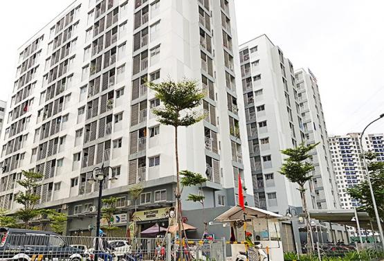 Cung cấp cửa chống cháy cho dự án: Nhà Ở Xã Hội – Tp. Hải Dương