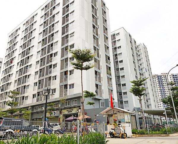 Cung cấp cửa ngăn cháy cho dự án: Nhà Ở Xã Hội – Tp. Hải Dương
