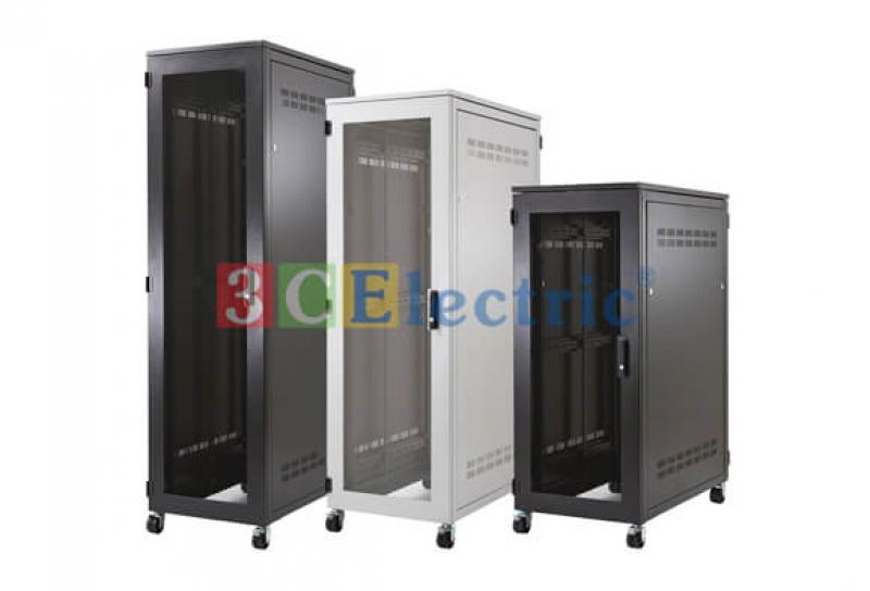 Tủ rack, tủ mạng 3CElectric sản xuất với chất lượng và giá tốt