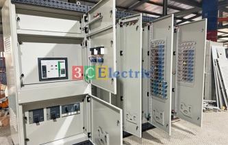 Tìm hiểu – thiết kế & lắp đặt – Tủ điều khiển bơm (Pump control Panel)