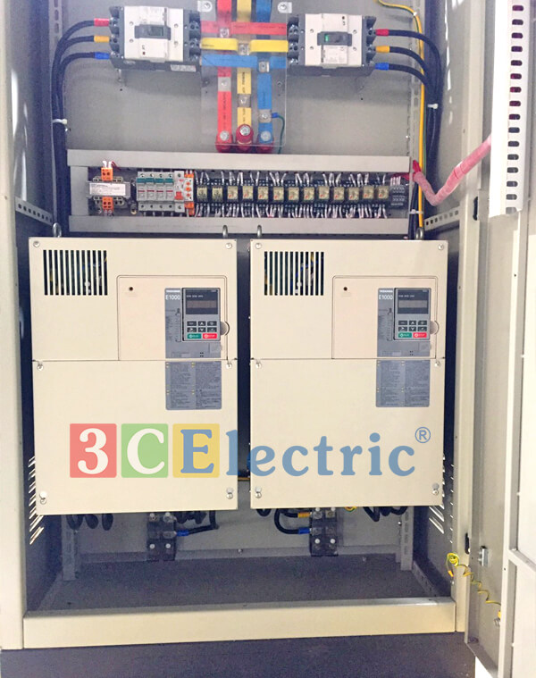 Tủ điện điều khiển động bằng biến tần