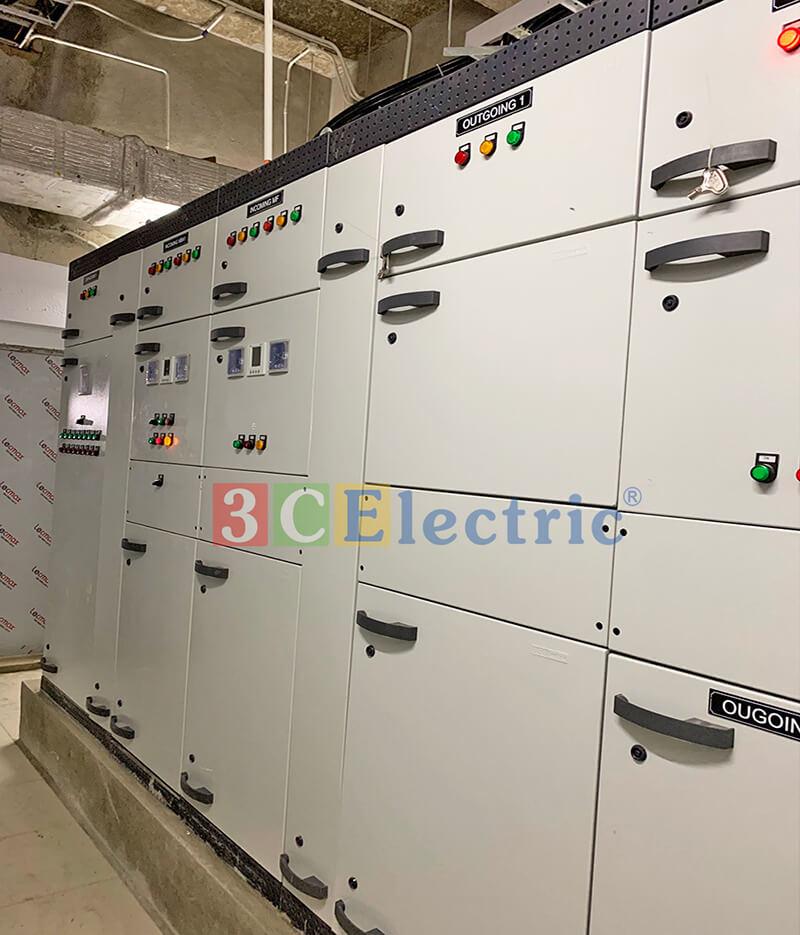Tủ điện tổng MSB 3CElectric sản xuất