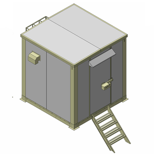 SHELTER: 3C-SH2700WD2640T60