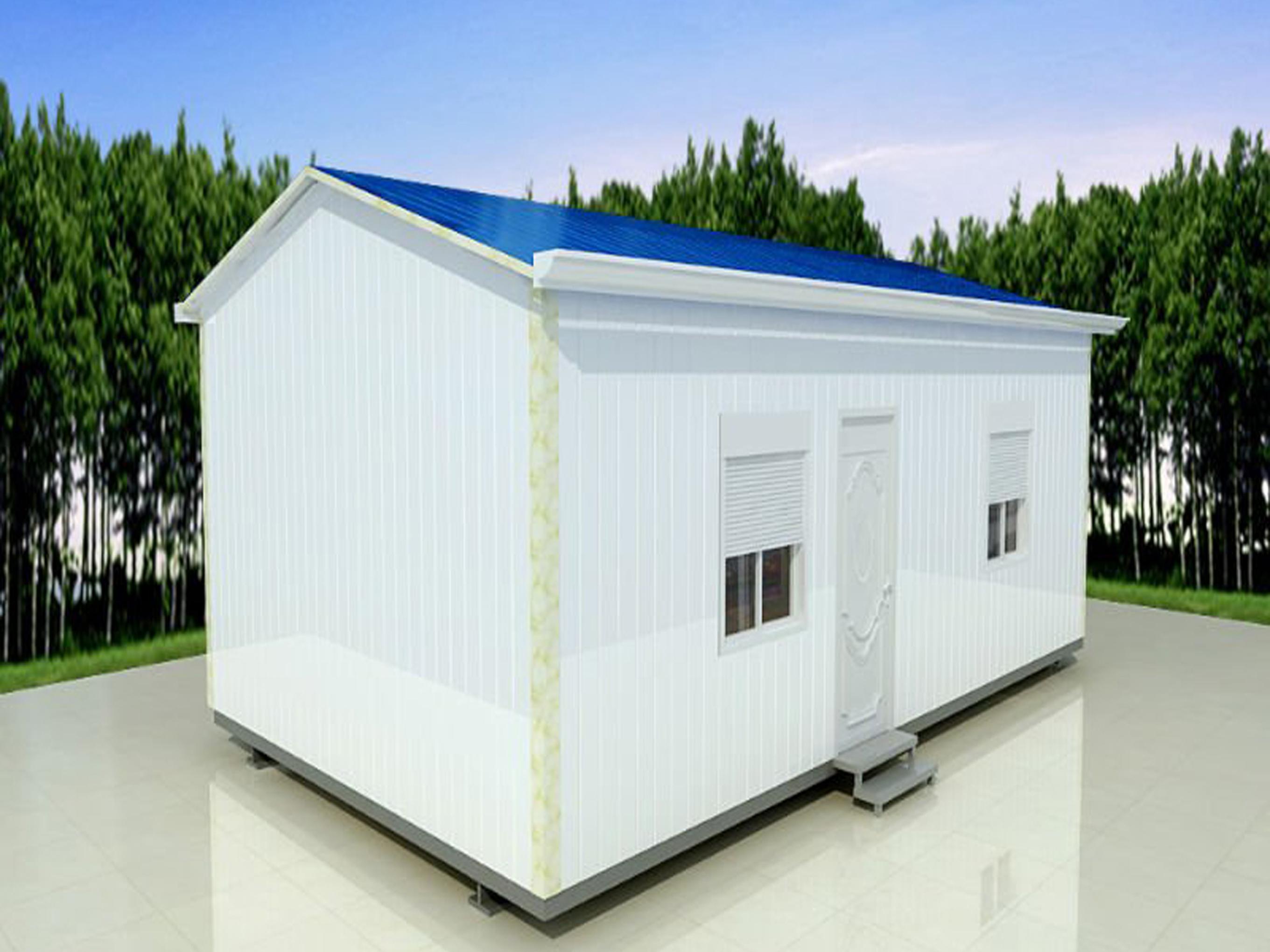4 ưu điểm chính của việc xây dựng nhà lắp ghép
