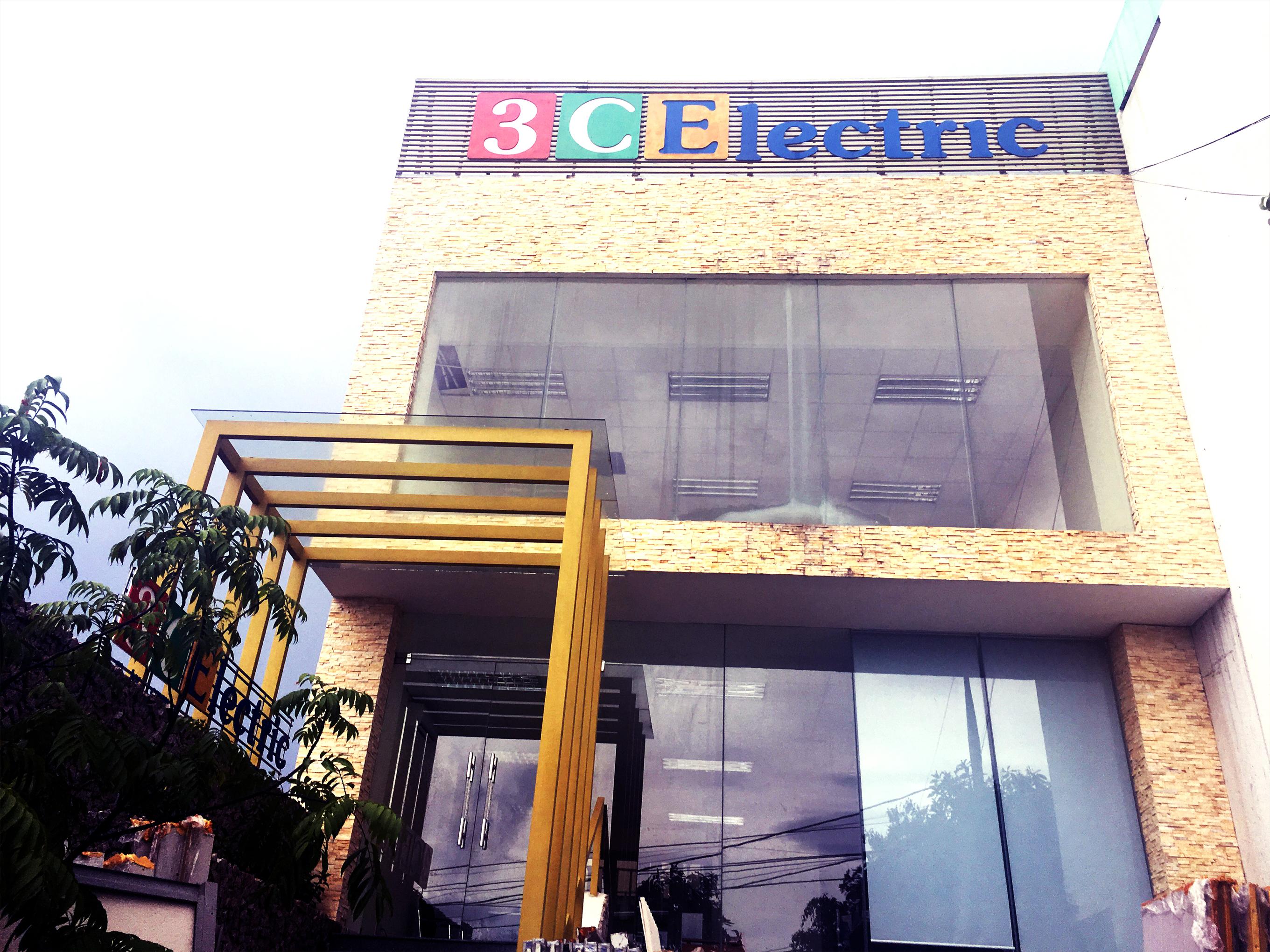 3CElectric khánh thành văn phòng Đà Nẵng