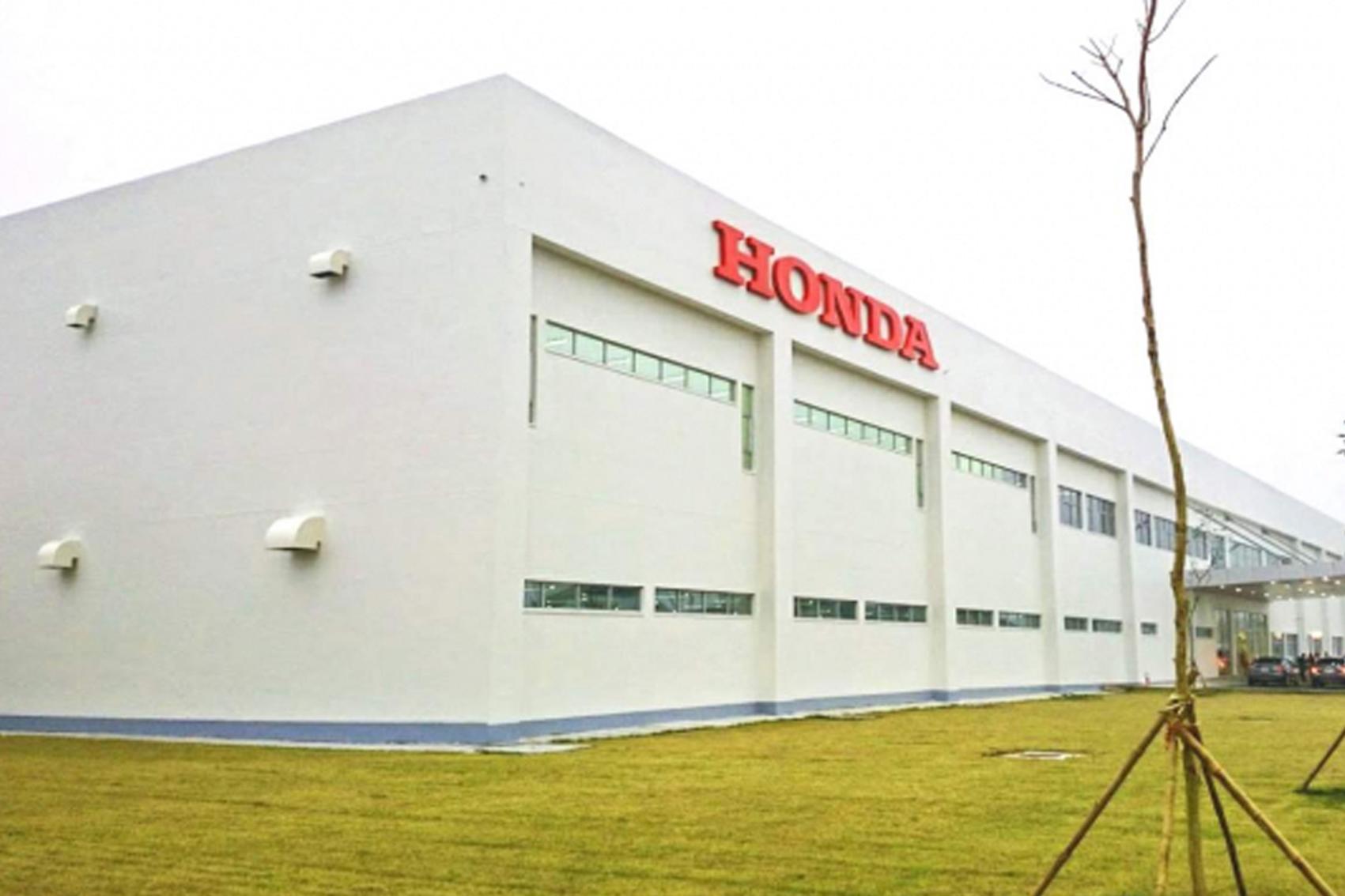 Dự án: Nhà máy Honda Hà Nam