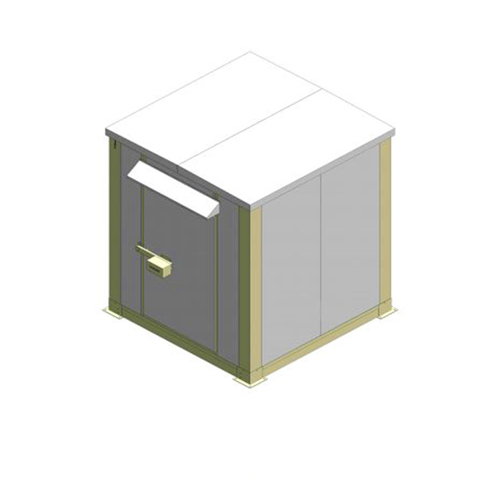 Thông số kỹ thuật chung Nhà trạm Shelter 3C-M2700W2010D2010T60