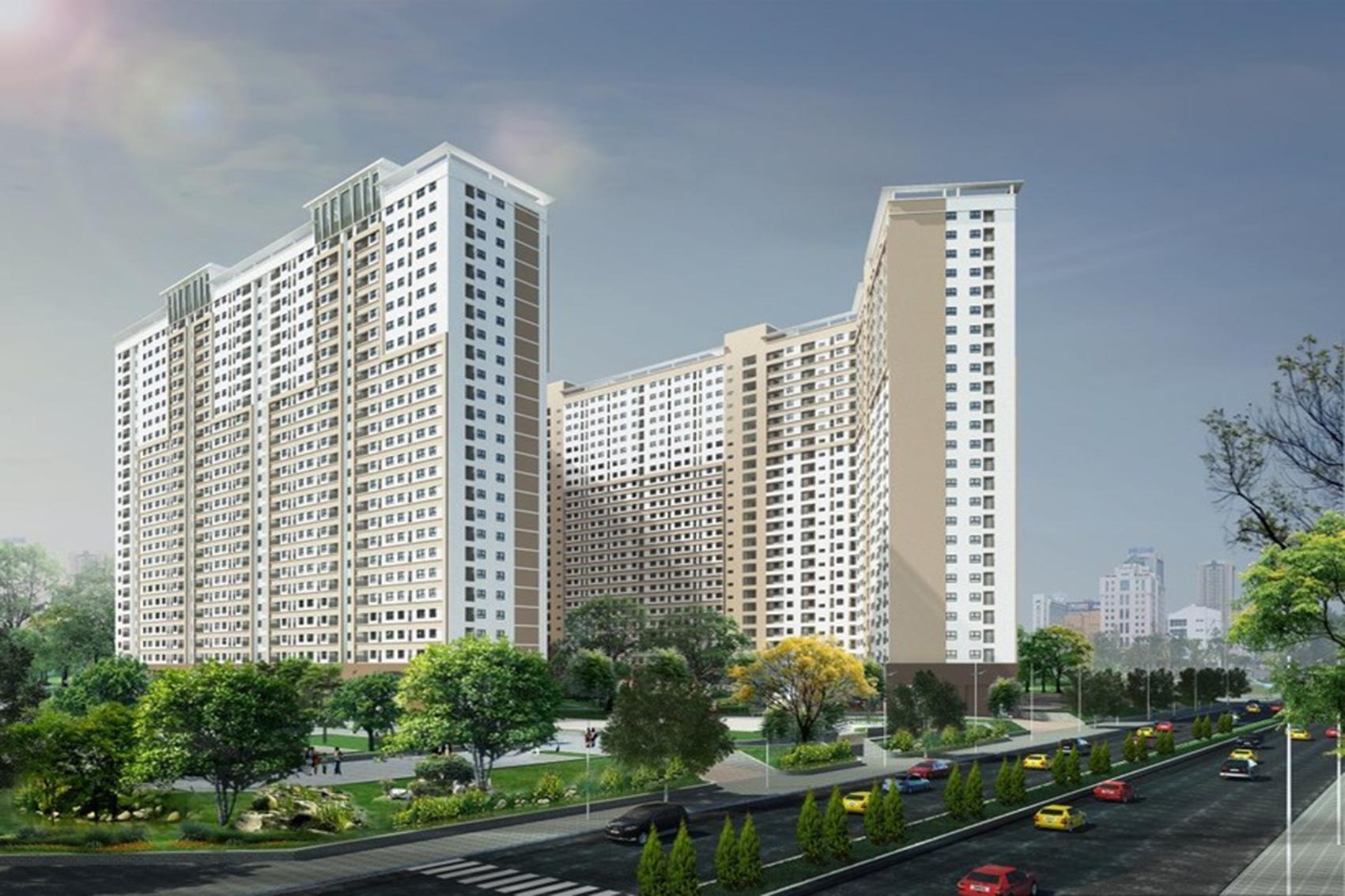 Dự án: Cung cấp Cửa chống cháy tại Xuân Mai Complex