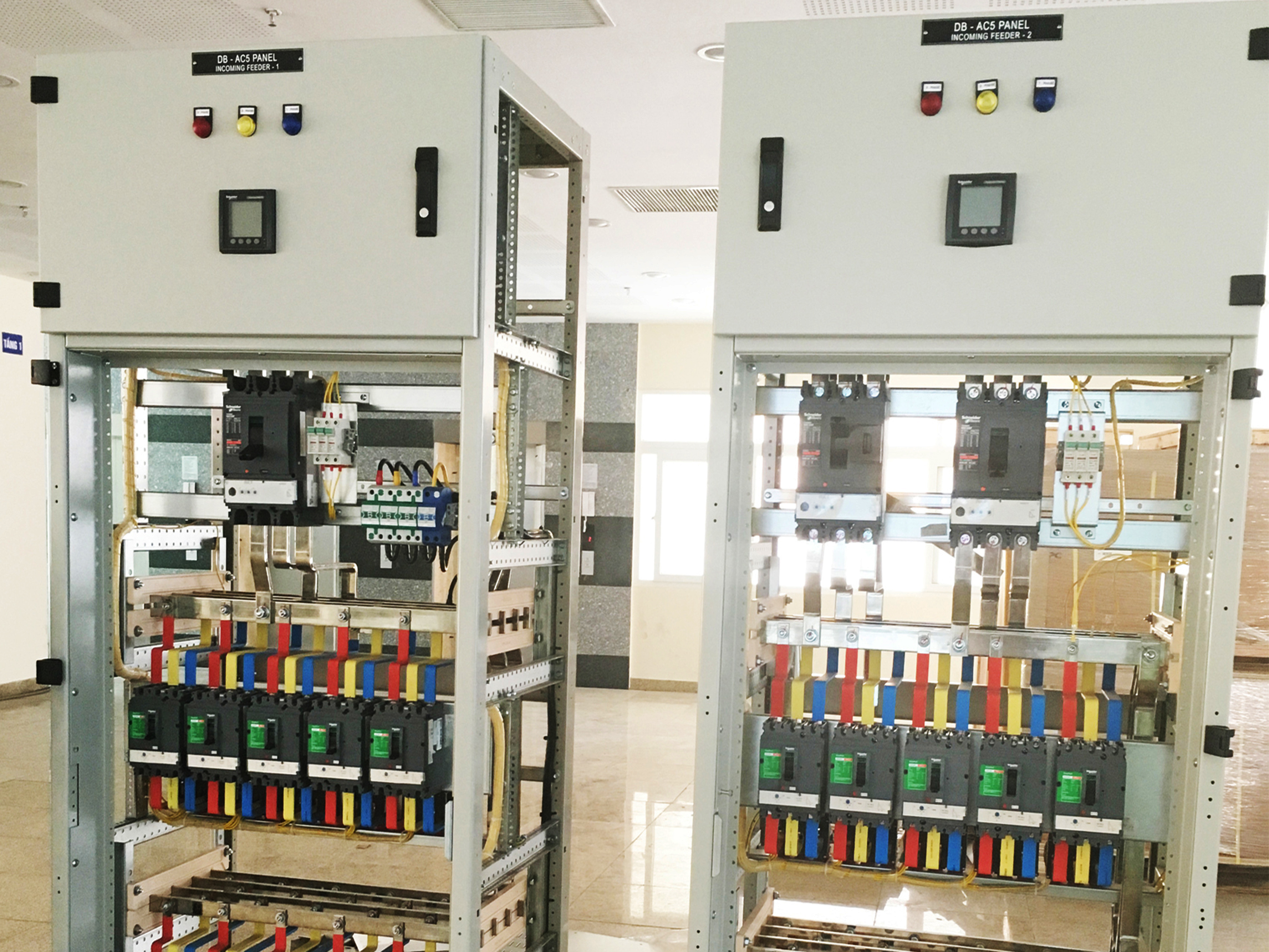 8 ưu điểm hàng đầu của việc phân phối điện tự động