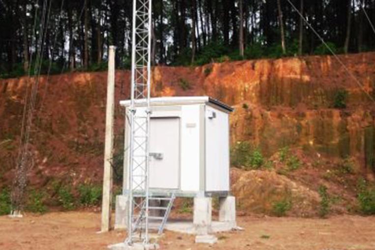 Dự án: Shelter cho VNPT các tỉnh miền trung