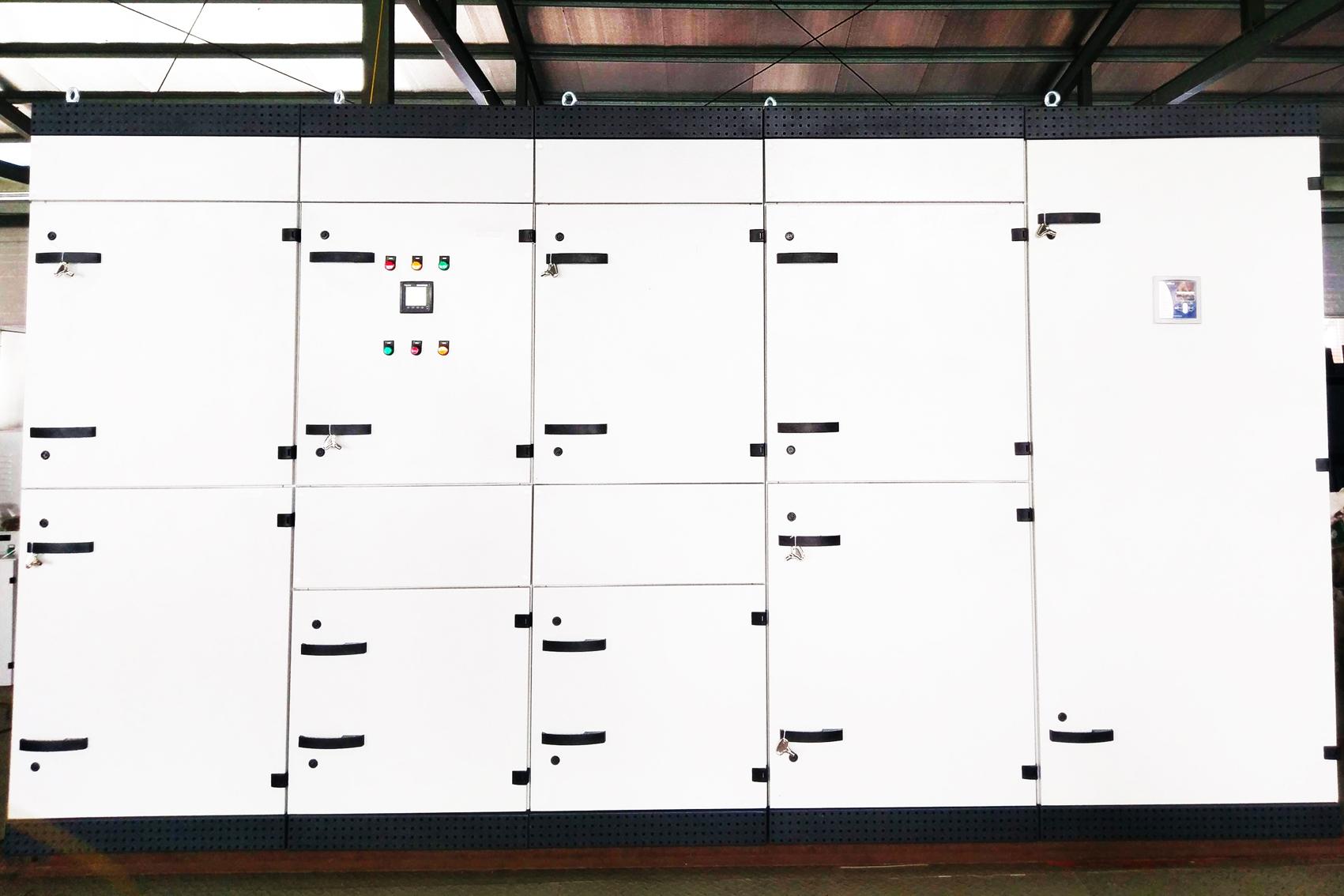 Dự án: Cung cấp tủ điện và thang máng cáp cho Viettinbank Lào