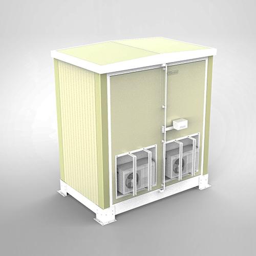 Trạm shelter 3G, 4G, 5G mã hiệu 3C-M2600W2300D1500F