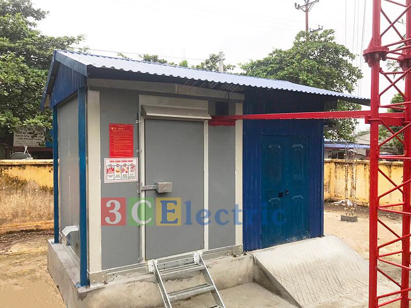 Cung cấp trạm BTS Shelter cho VNPT các tỉnh