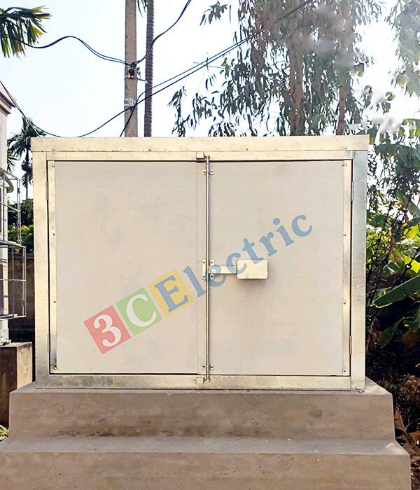 Cung cấp lắp đặt nhà chứa máy phát điện cho trạm BTS