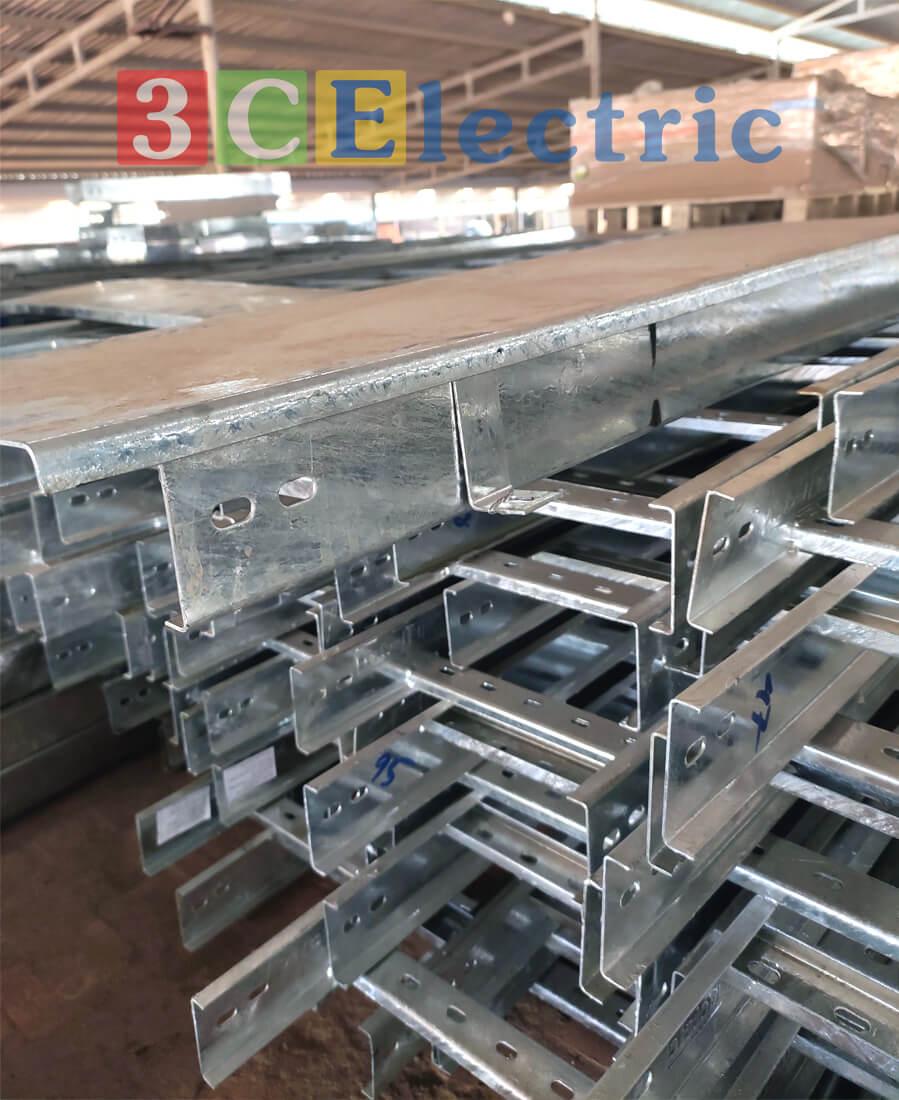3CElectric Cung cấp Thang cáp - Máng cáp cho Nhà máy SENDO